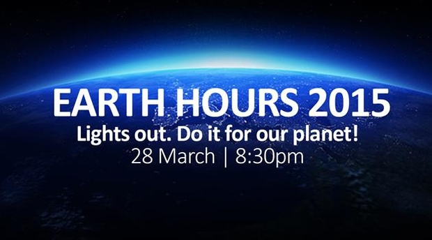 Earth Hour in detail