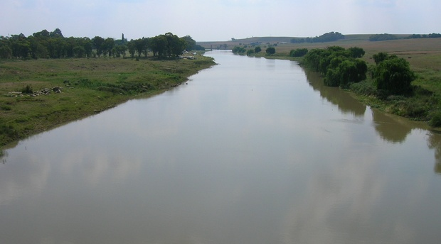 The Vaal River from N3