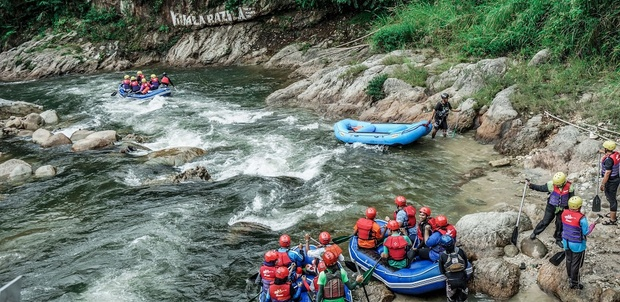 Adventure Rafting Activity