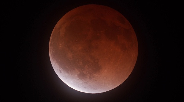 Total Lunar Eclipse, Blood Moon